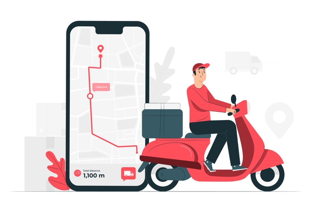 Self-Ordering Delivery